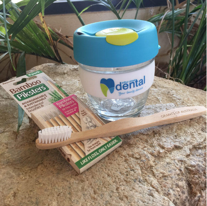 Reusable Bamboo Dental Care for Dentist in Coffs Harbour
