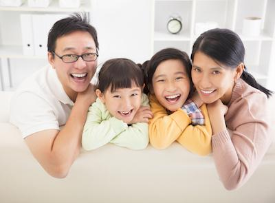 Smiling Family | Coffs Harbour Dentist