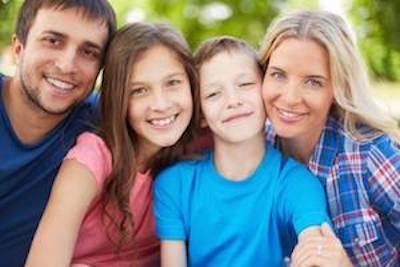 Smiling Family | Dentist Coffs Harbour